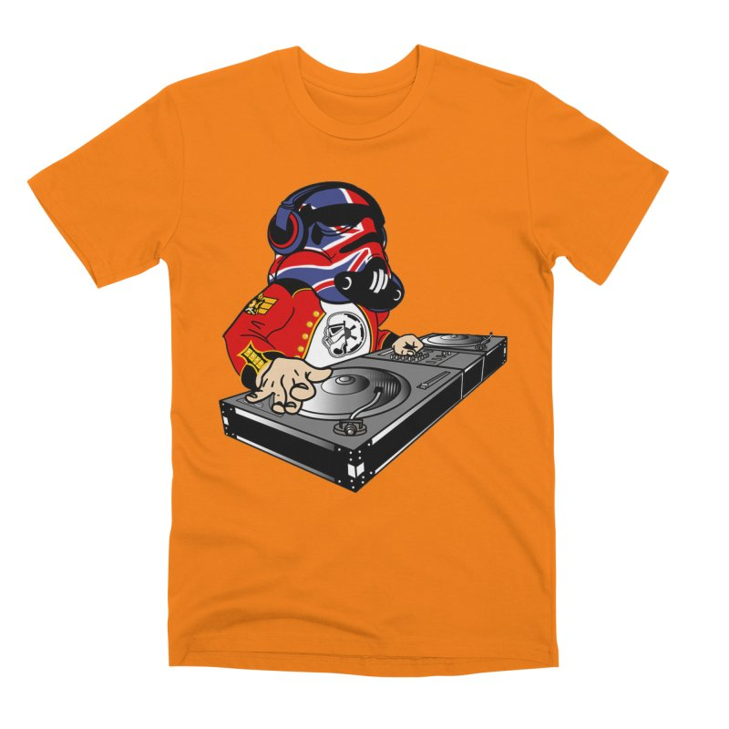 Groove Imperial Men's T-Shirt by SmoothImperial's Artist Shop