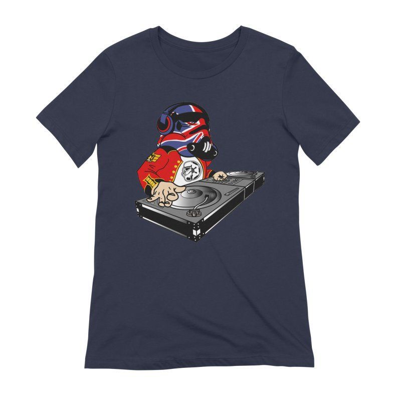 Groove Imperial Women's Extra Soft T-Shirt by The Death Star Gift Shop