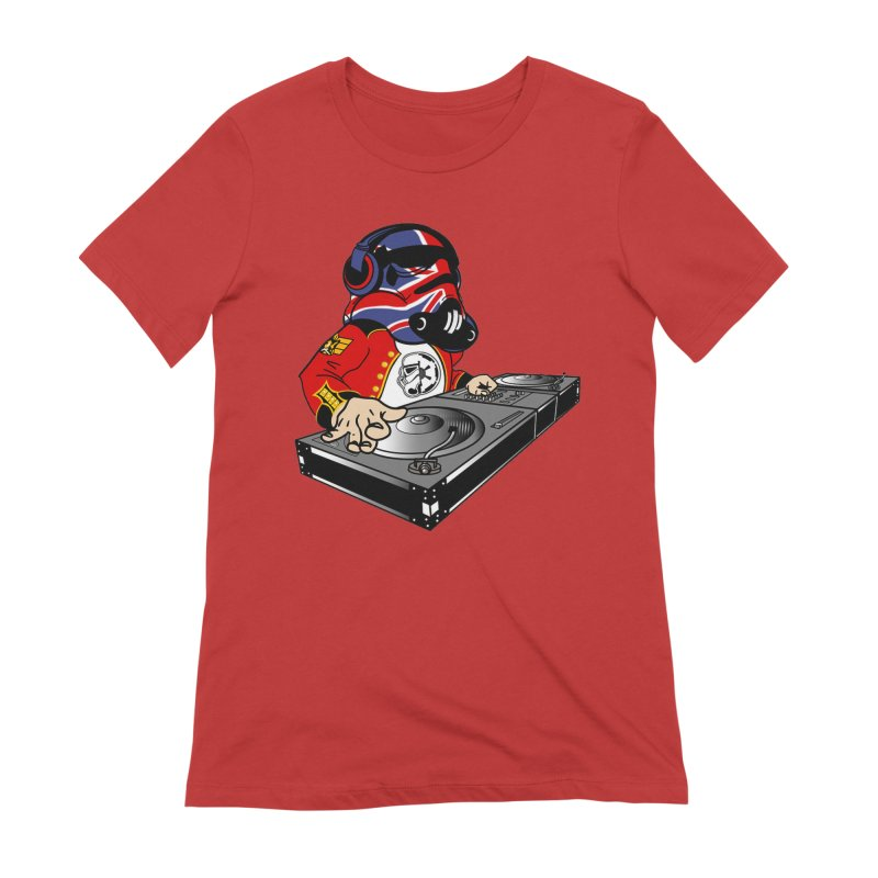 Groove Imperial Women's Extra Soft T-Shirt by SmoothImperial's Artist Shop