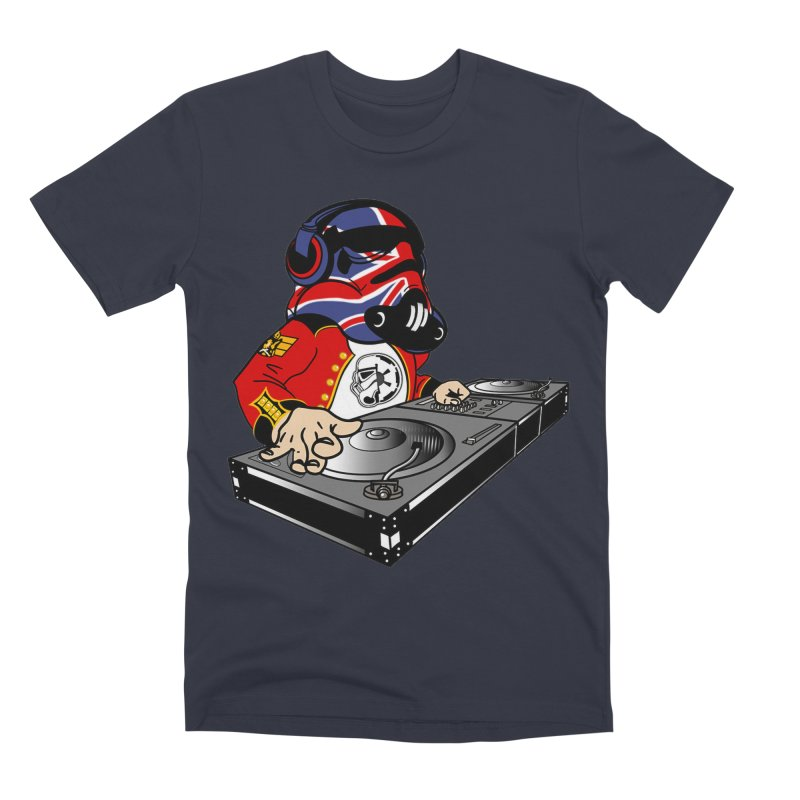 Groove Imperial Men's Premium T-Shirt by The Death Star Gift Shop