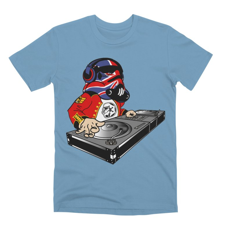 Groove Imperial Men's Premium T-Shirt by SmoothImperial's Artist Shop