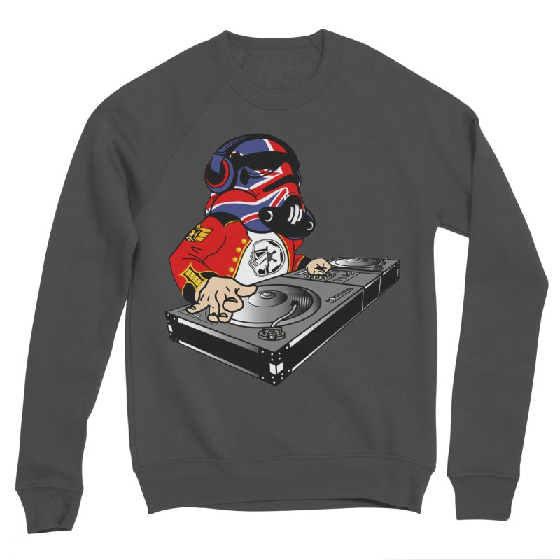 Groove Imperial Men's Sponge Fleece Sweatshirt by SmoothImperial's Artist Shop