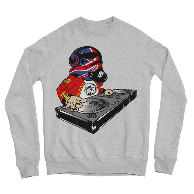Groove Imperial Women's Sponge Fleece Sweatshirt by The Death Star Gift Shop