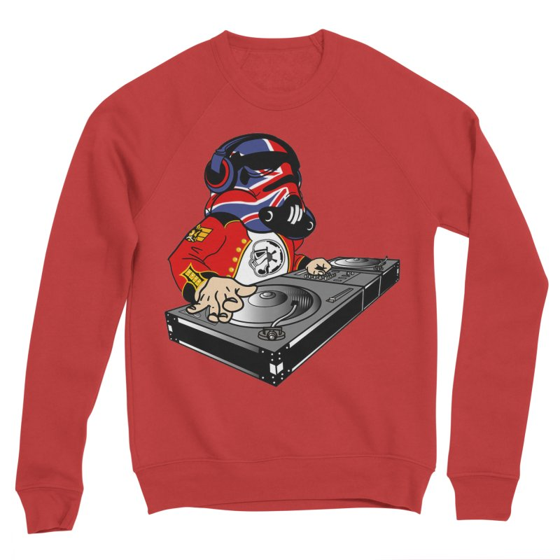 Groove Imperial Women's Sponge Fleece Sweatshirt by SmoothImperial's Artist Shop