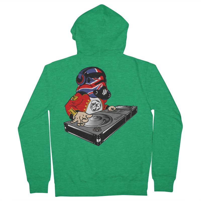 Groove Imperial Men's Zip-Up Hoody by SmoothImperial's Artist Shop