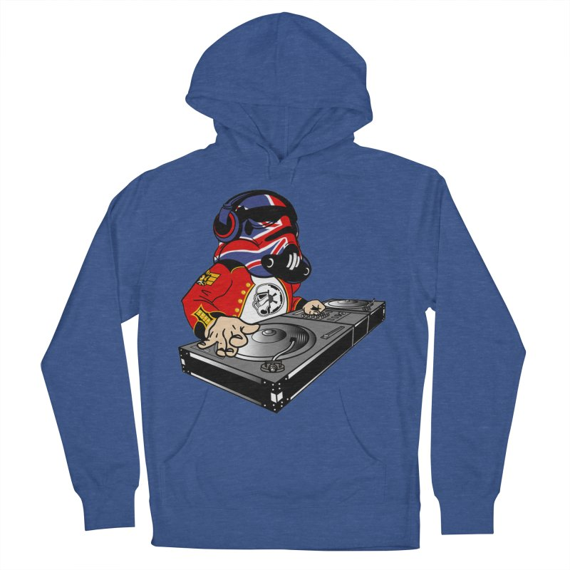 Groove Imperial Women's French Terry Pullover Hoody by SmoothImperial's Artist Shop