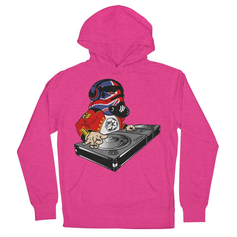 Groove Imperial Women's French Terry Pullover Hoody by The Death Star Gift Shop