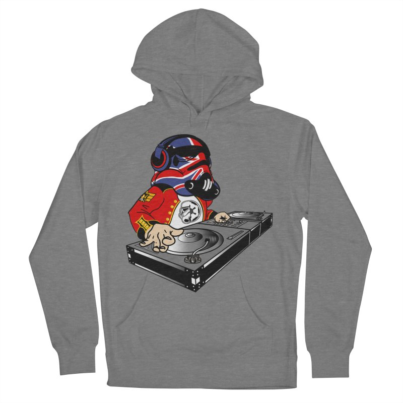 Groove Imperial Men's French Terry Pullover Hoody by The Death Star Gift Shop