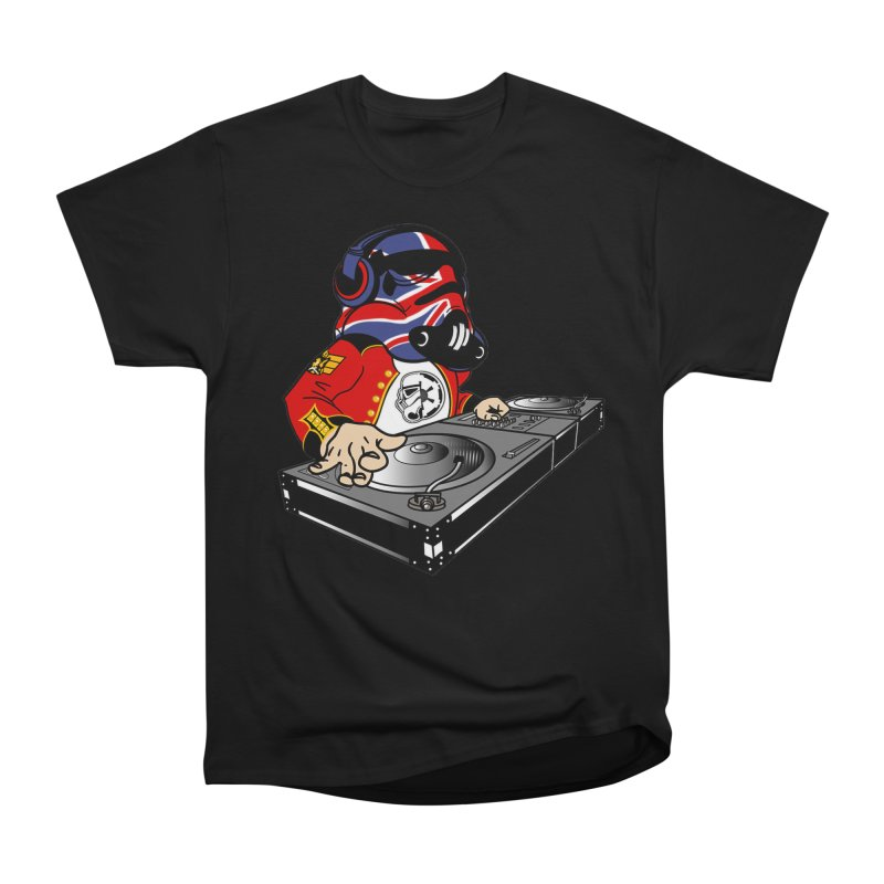 Groove Imperial Men's Heavyweight T-Shirt by The Death Star Gift Shop