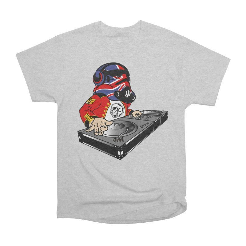 Groove Imperial Men's Heavyweight T-Shirt by SmoothImperial's Artist Shop