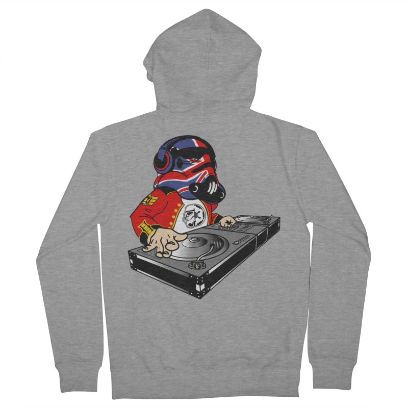 Groove Imperial Men's French Terry Zip-Up Hoody by SmoothImperial's Artist Shop