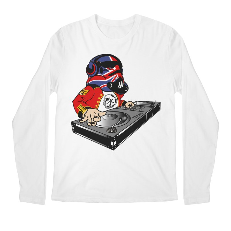 Groove Imperial Men's Regular Longsleeve T-Shirt by SmoothImperial's Artist Shop
