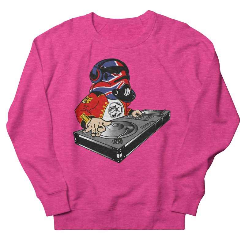 Groove Imperial Women's French Terry Sweatshirt by SmoothImperial's Artist Shop