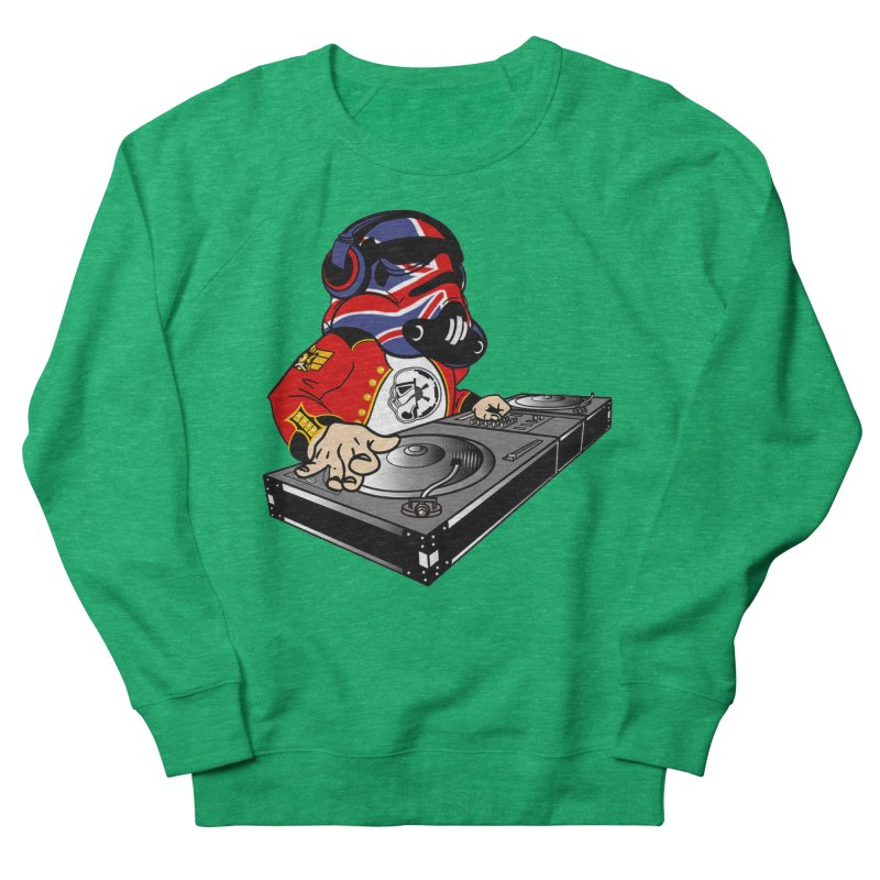 Groove Imperial Men's French Terry Sweatshirt by SmoothImperial's Artist Shop