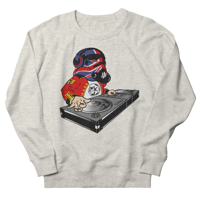 Groove Imperial Men's French Terry Sweatshirt by The Death Star Gift Shop