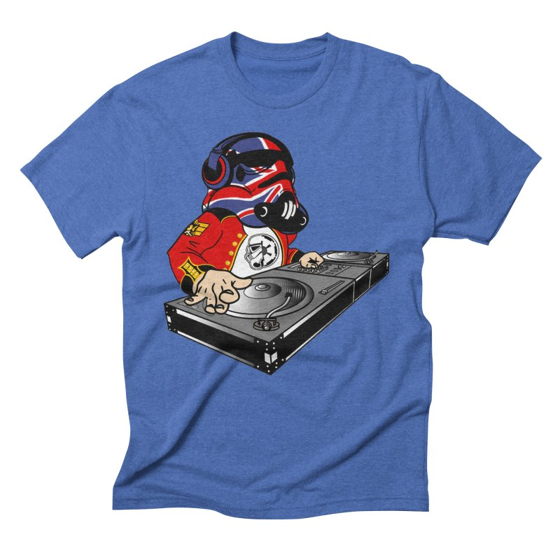 Groove Imperial Men's Triblend T-Shirt by The Death Star Gift Shop