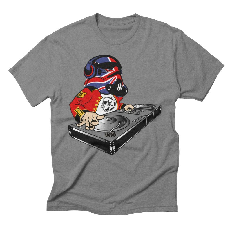 Groove Imperial Men's Triblend T-Shirt by SmoothImperial's Artist Shop