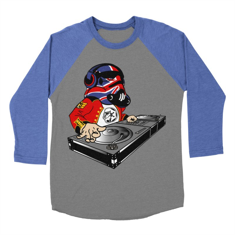 Groove Imperial Women's Baseball Triblend Longsleeve T-Shirt by SmoothImperial's Artist Shop