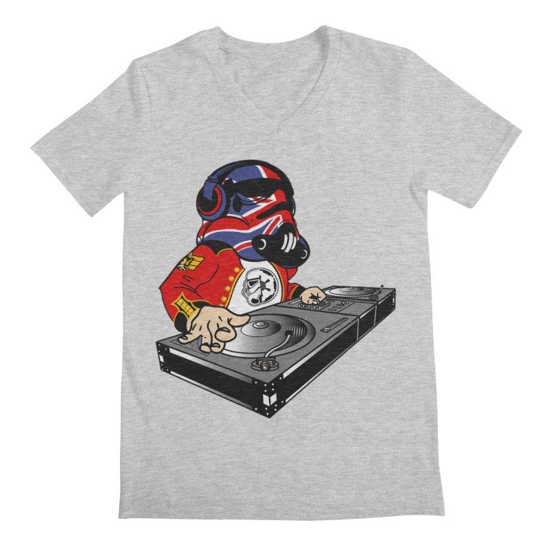 Groove Imperial Men's Regular V-Neck by SmoothImperial's Artist Shop