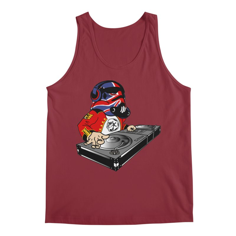 Groove Imperial Men's Tank by The Death Star Gift Shop