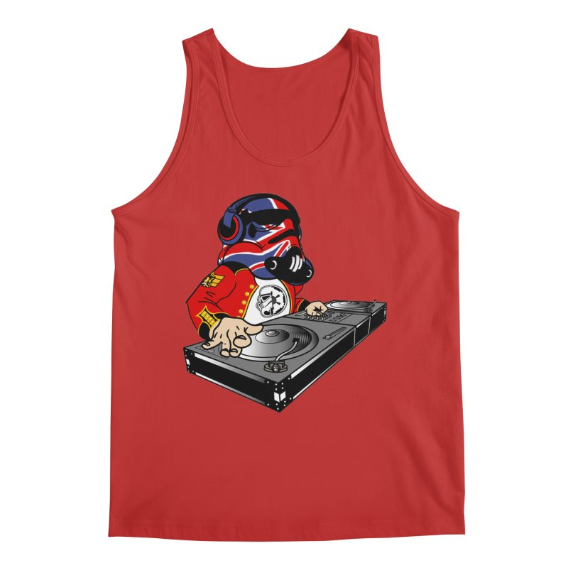 Groove Imperial Men's Regular Tank by The Death Star Gift Shop