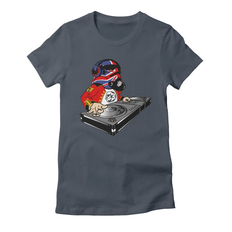 Groove Imperial Women's T-Shirt by SmoothImperial's Artist Shop