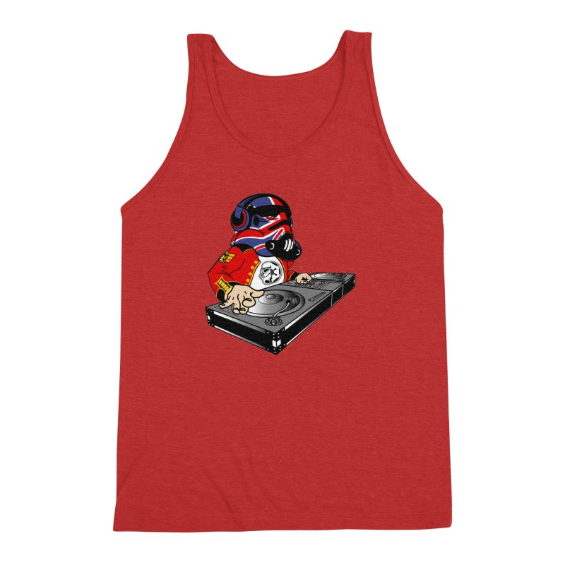Groove Imperial Men's Triblend Tank by SmoothImperial's Artist Shop