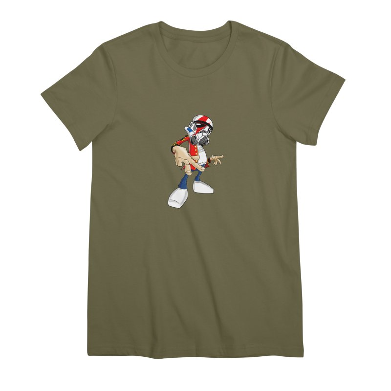 Smooth Imperial Women's Premium T-Shirt by SmoothImperial's Artist Shop