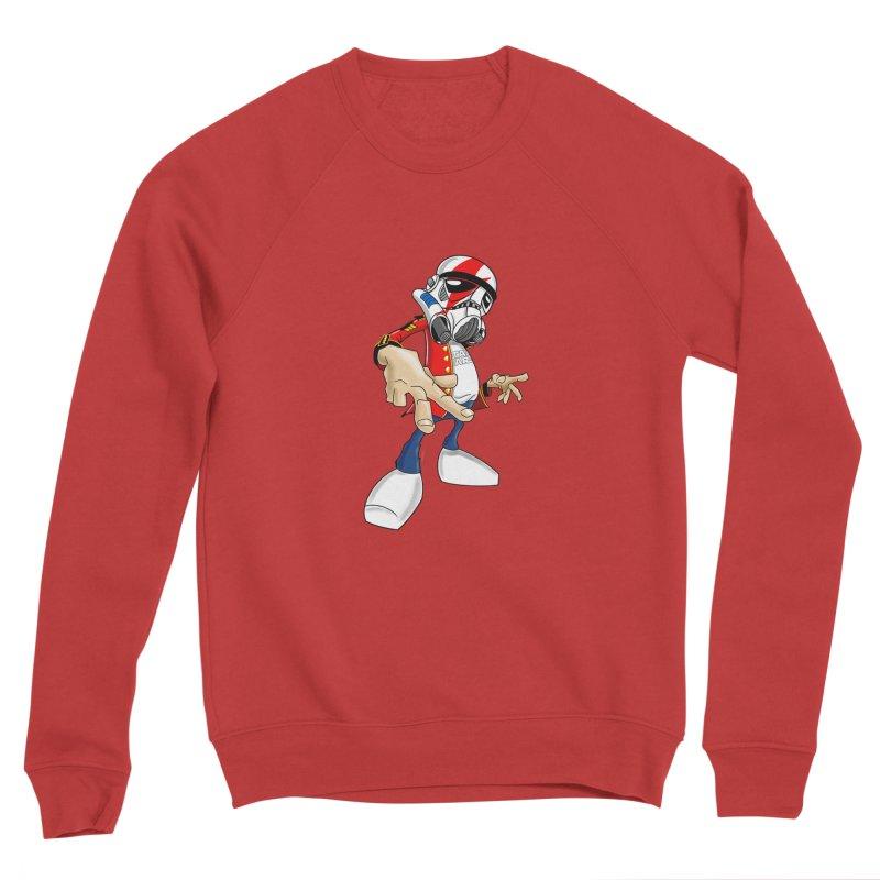 Smooth Imperial Men's Sponge Fleece Sweatshirt by SmoothImperial's Artist Shop