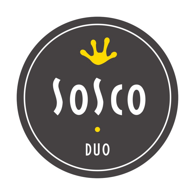 SoSco Logo by SoSco Duo's Merch Shop