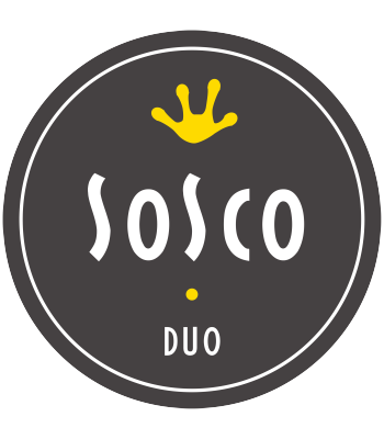 SoSco Duo's Merch Shop Logo
