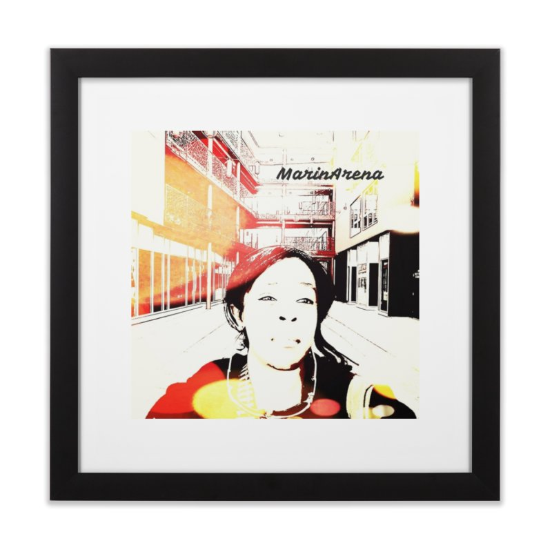 Chinatown Exploring Home Framed Fine Art Print by Soapboxy Boutique