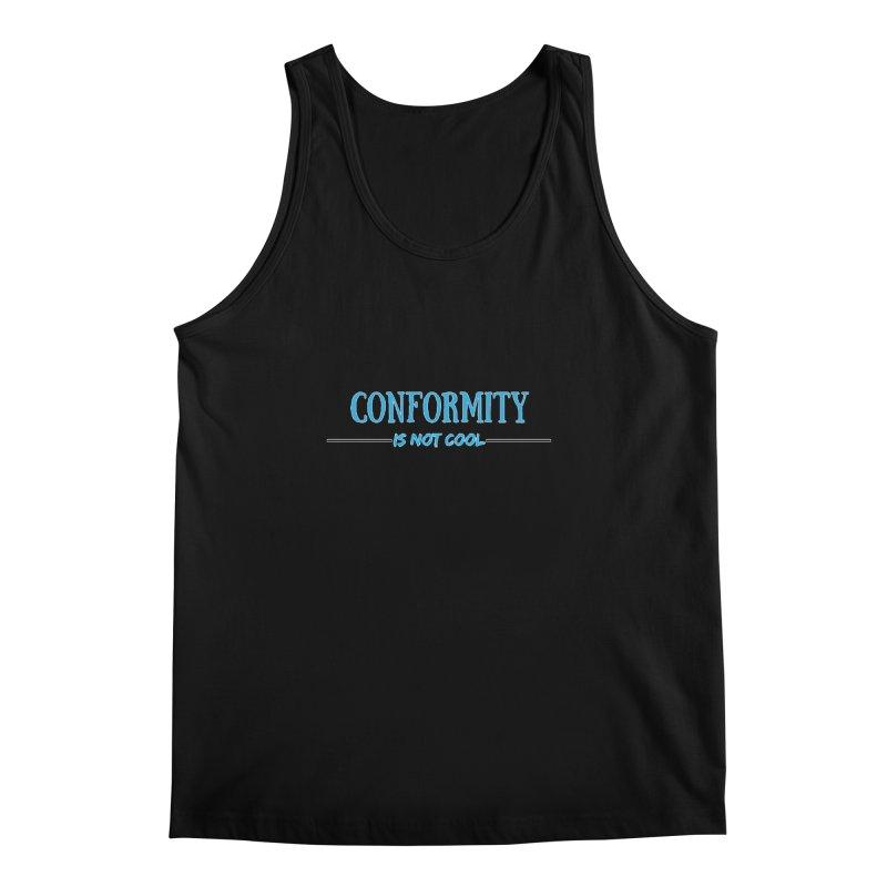 Conformity Men's Regular Tank by Soapboxy Boutique