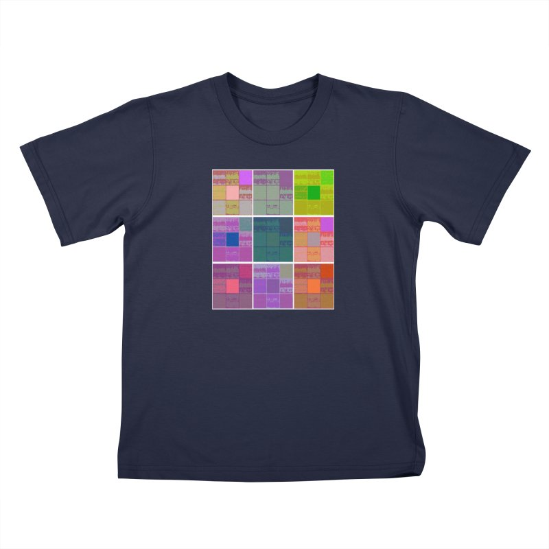 3 Cubed Kids T-Shirt by Soapboxy Boutique