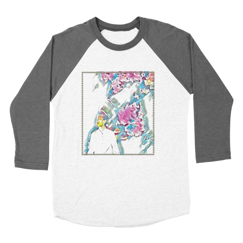 Scrapped from Memory Women's Baseball Triblend Longsleeve T-Shirt by Soapboxy Boutique