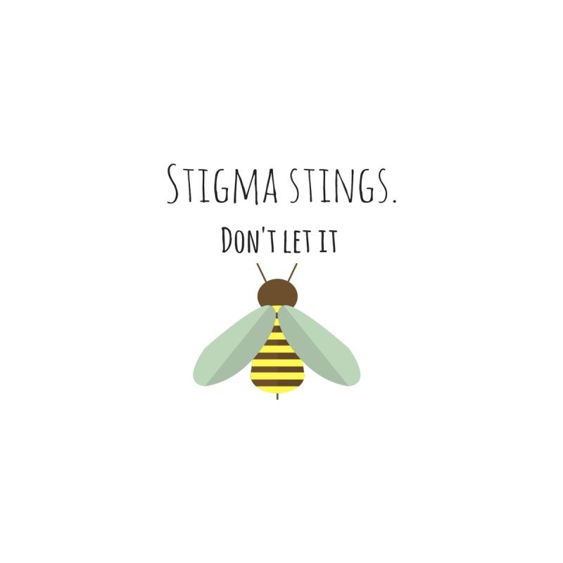 Stigma stings Kids Baby T-Shirt by Soapboxy Boutique