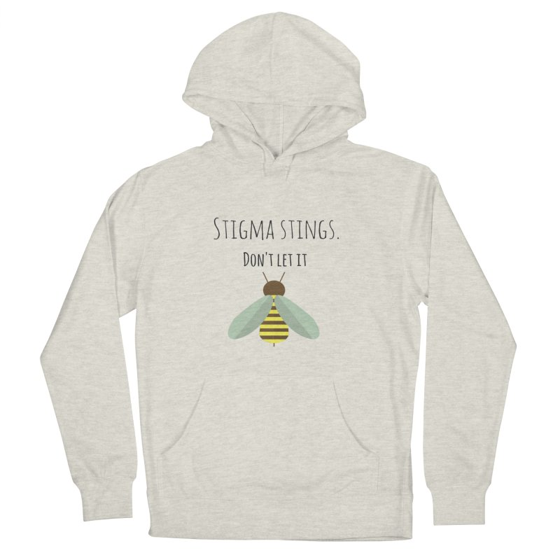 Stigma stings Men's Pullover Hoody by Soapboxy Boutique