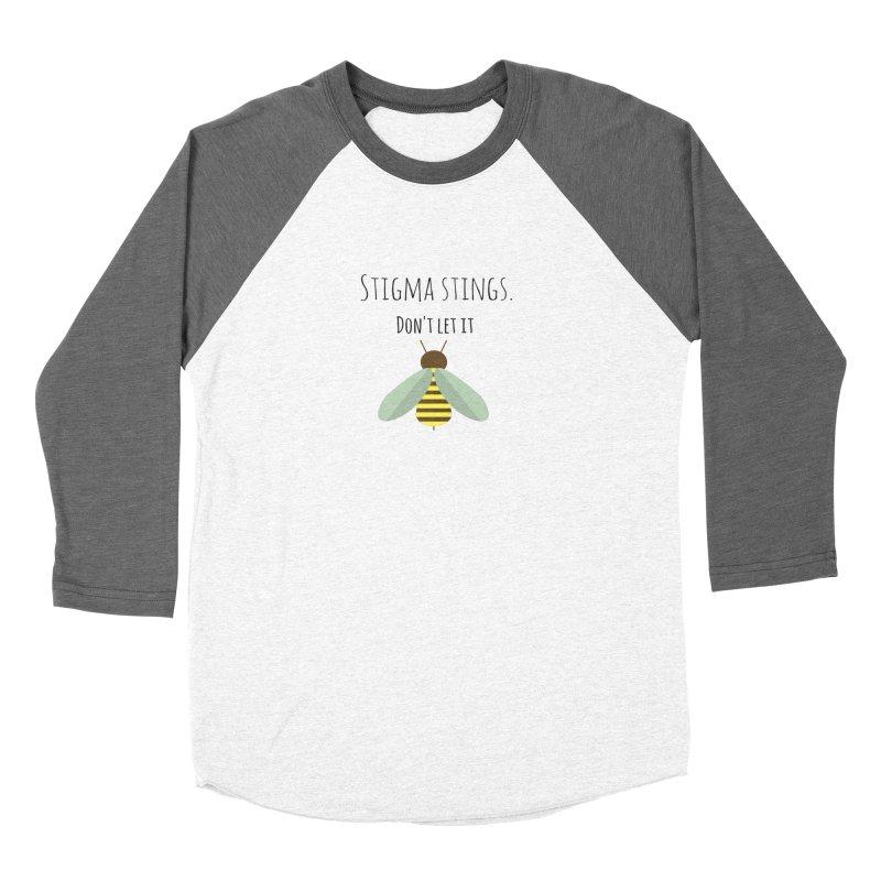 Stigma stings Men's Longsleeve T-Shirt by Soapboxy Boutique