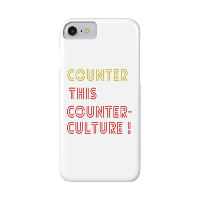 Counter this counterculture Accessories Phone Case by Soapboxy Boutique