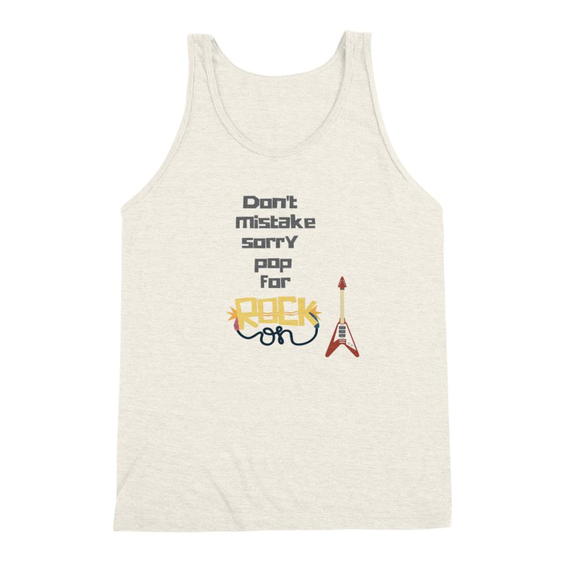 Don't mistake... Men's Tank by Soapboxy Boutique