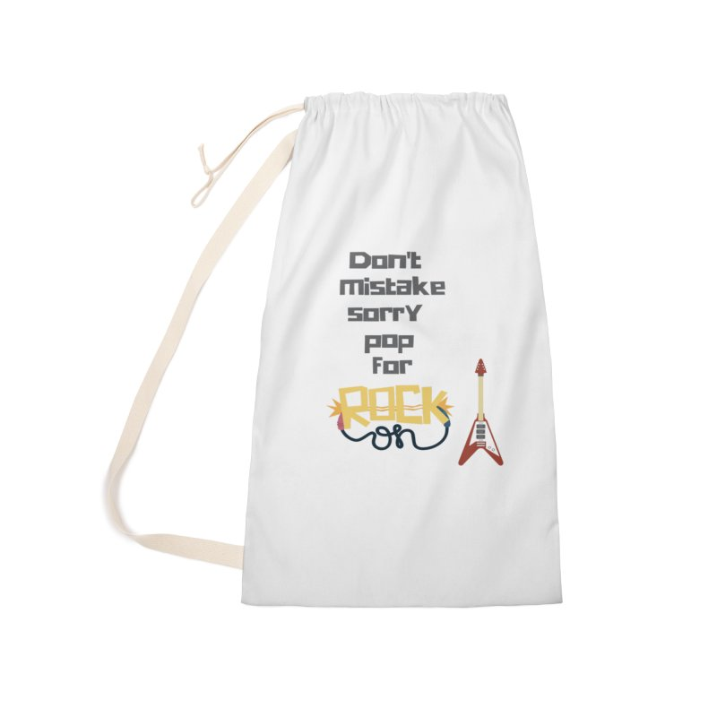 Don't mistake... Accessories Laundry Bag Bag by Soapboxy Boutique