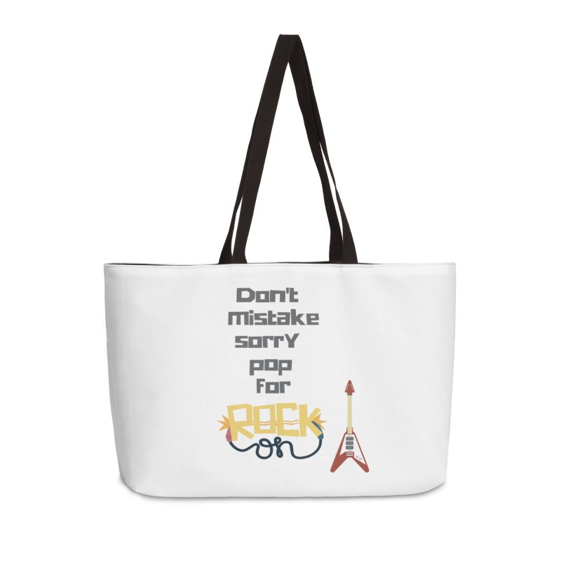 Don't mistake... Accessories Bag by Soapboxy Boutique
