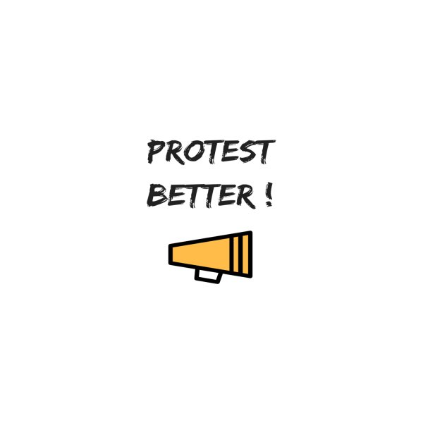 image for Protest better