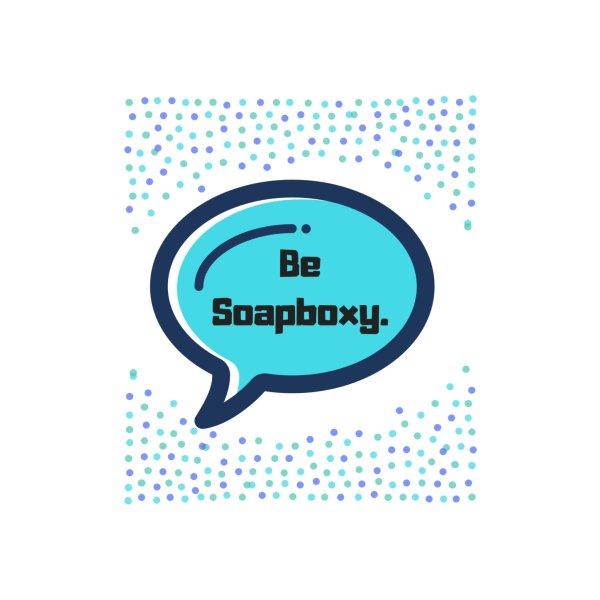 image for Be Soapboxy -blue