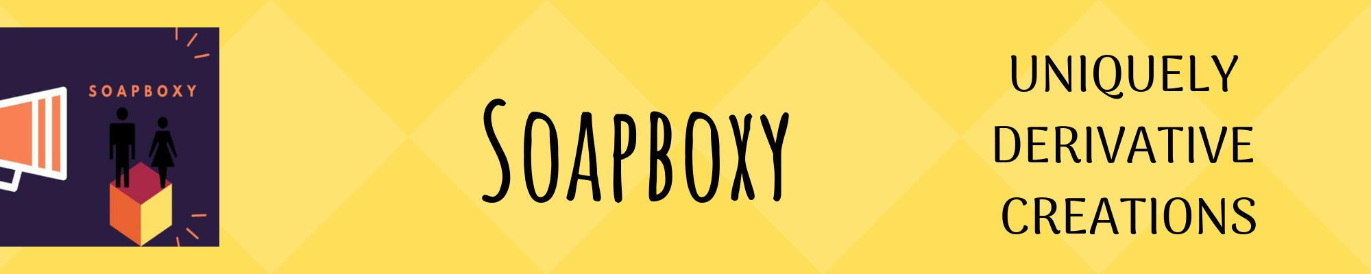 Soapboxy Cover