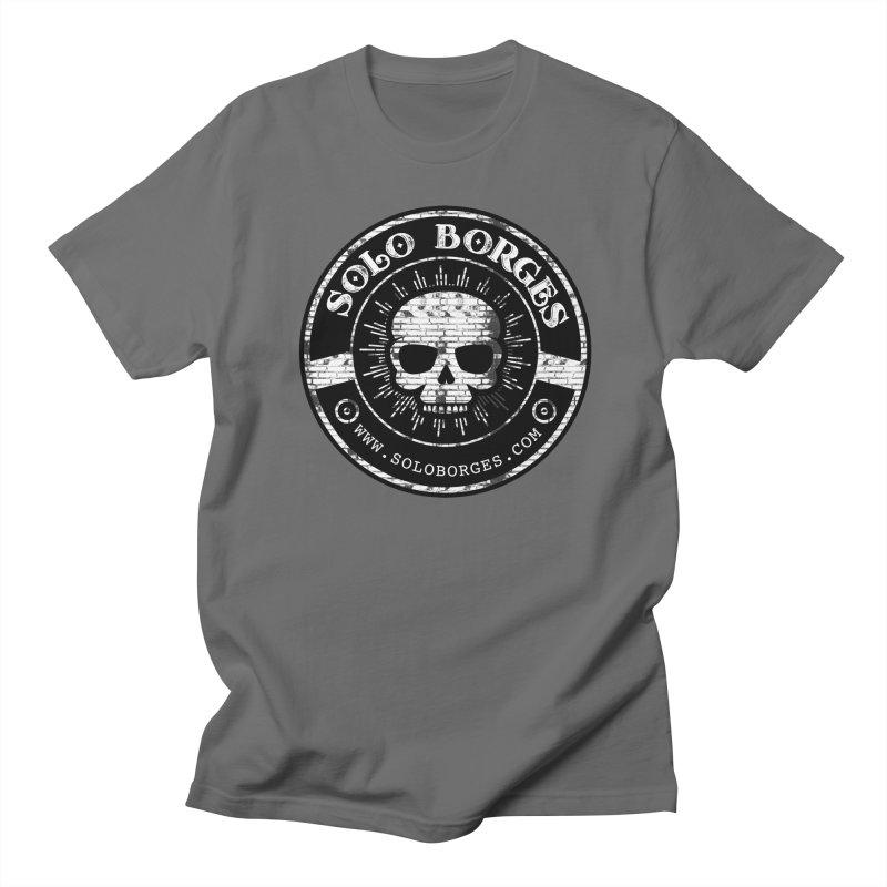 Solo Borges Original Bricks Men's T-Shirt by Soloborges 's Artist Shop