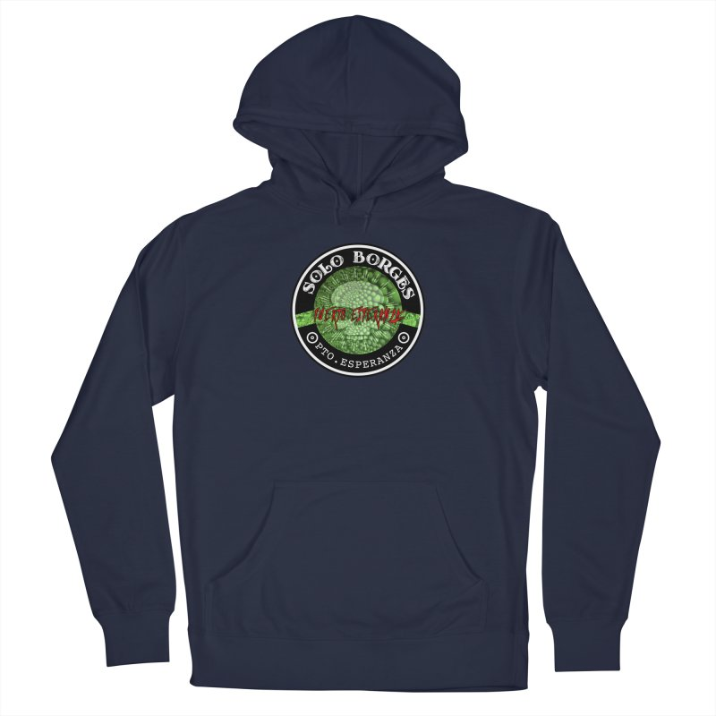 Solo Borges Pto. Esperanza Men's Pullover Hoody by Soloborges 's Artist Shop