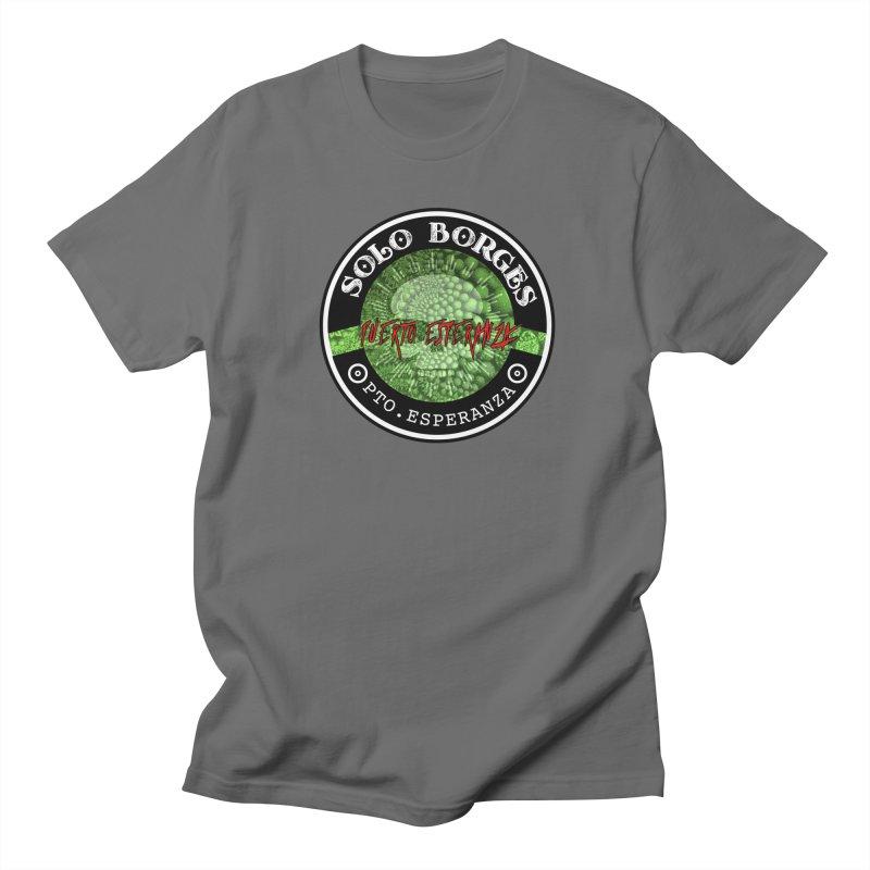 Solo Borges Pto. Esperanza Men's T-Shirt by Soloborges 's Artist Shop