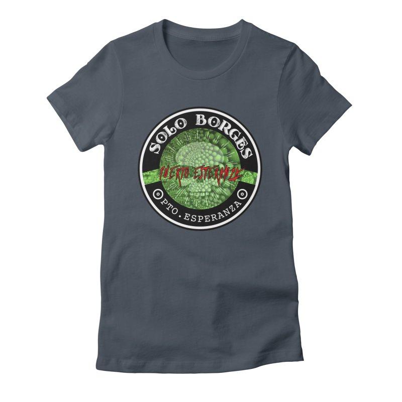 Solo Borges Pto. Esperanza Women's T-Shirt by Soloborges 's Artist Shop