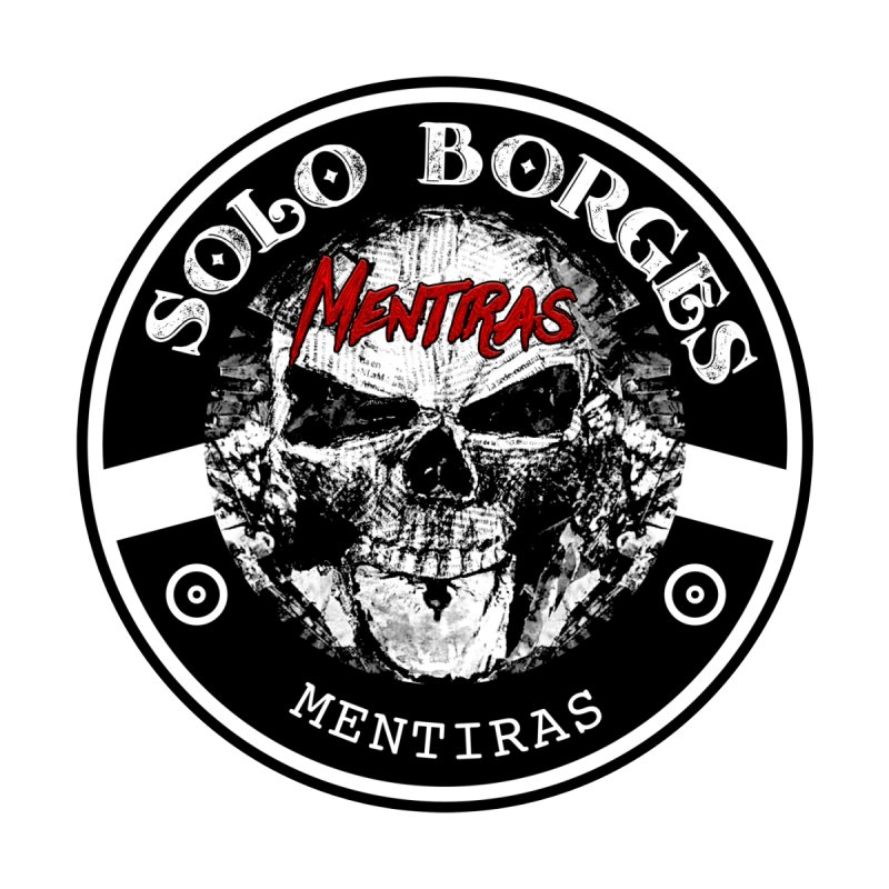 Solo Borges Mentiras Home Stretched Canvas by Soloborges 's Artist Shop